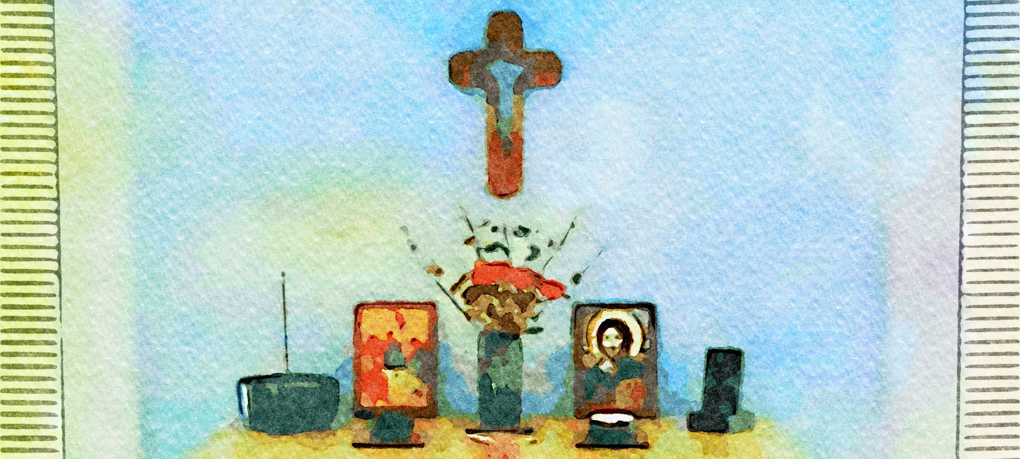 Seeking God's face together